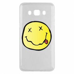 Чохол для Samsung J5 2016 Nirvana Logo 3D