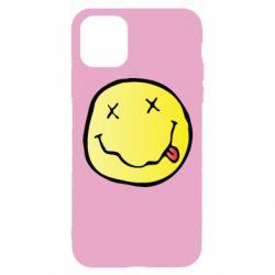 Чохол для iPhone 11 Pro Nirvana Logo 3D