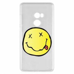 Чохол для Xiaomi Mi Mix 2 Nirvana Logo 3D