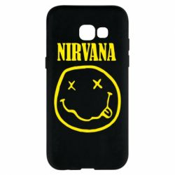 Чехол для Samsung A5 2017 Nirvana (Нирвана) - FatLine