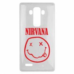 Чехол для LG G4 Nirvana (Нирвана) - FatLine