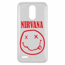 Чехол для LG K10 2017 Nirvana (Нирвана) - FatLine