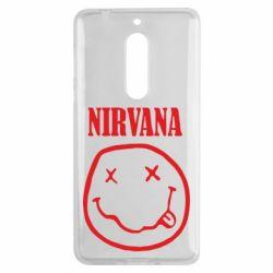 Чехол для Nokia 5 Nirvana (Нирвана) - FatLine
