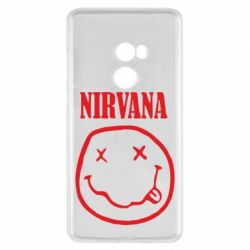 Чехол для Xiaomi Mi Mix 2 Nirvana (Нирвана) - FatLine