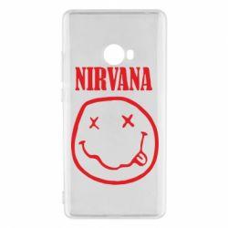 Чехол для Xiaomi Mi Note 2 Nirvana (Нирвана) - FatLine