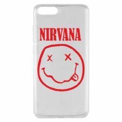 Чехол для Xiaomi Mi Note 3 Nirvana (Нирвана) - FatLine