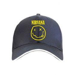 Кепка Nirvana (Нірвана) - FatLine