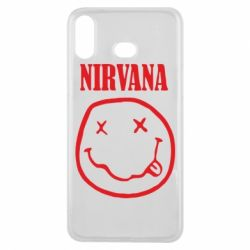Чехол для Samsung A6s Nirvana (Нирвана) - FatLine
