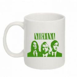 Кружка 320ml Nirvana (Нирвана) - FatLine