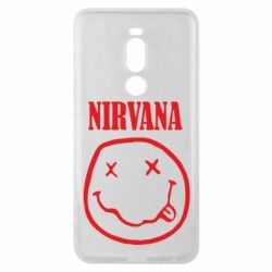 Чехол для Meizu Note 8 Nirvana (Нирвана) - FatLine