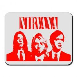 Коврик для мыши Nirvana (Нирвана) - FatLine