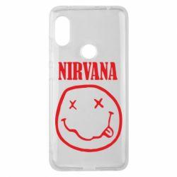 Чехол для Xiaomi Redmi Note 6 Pro Nirvana (Нирвана) - FatLine
