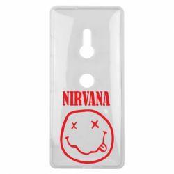 Чехол для Sony Xperia XZ3 Nirvana (Нирвана) - FatLine