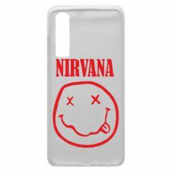 Чехол для Huawei P30 Nirvana (Нирвана) - FatLine