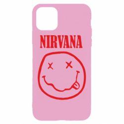 Чехол для iPhone 11 Nirvana (Нирвана)