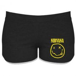 Жіночі шорти Nirvana (Нірвана) - FatLine