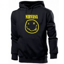 Толстовка Nirvana (Нірвана) - FatLine