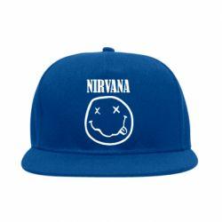 Снепбек Nirvana (Нірвана) - FatLine