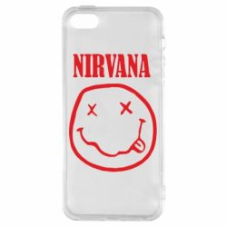 Чехол для iPhone5/5S/SE Nirvana (Нирвана)