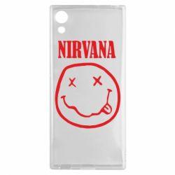 Чехол для Sony Xperia XA1 Nirvana (Нирвана) - FatLine