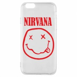 Чехол для iPhone 6/6S Nirvana (Нирвана) - FatLine