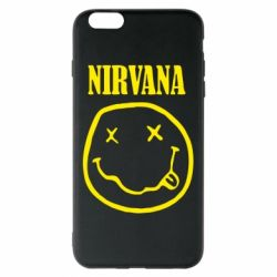 Чехол для iPhone 6 Plus/6S Plus Nirvana (Нирвана) - FatLine