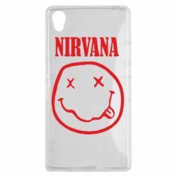 Чехол для Sony Xperia Z1 Nirvana (Нирвана) - FatLine