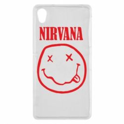 Чехол для Sony Xperia Z2 Nirvana (Нирвана) - FatLine