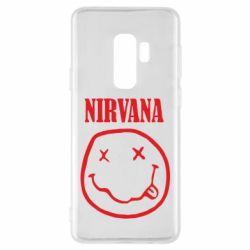 Чехол для Samsung S9+ Nirvana (Нирвана) - FatLine