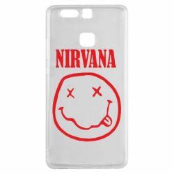 Чехол для Huawei P9 Nirvana (Нирвана) - FatLine