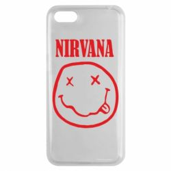 Чехол для Huawei Y5 2018 Nirvana (Нирвана) - FatLine