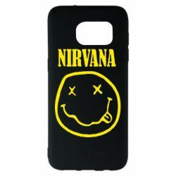 Чехол для Samsung S7 EDGE Nirvana (Нирвана) - FatLine