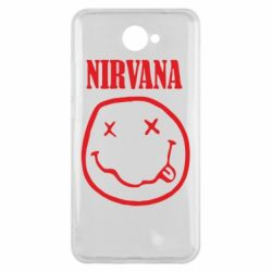 Чехол для Huawei Y7 2017 Nirvana (Нирвана) - FatLine