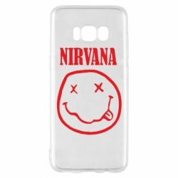 Чехол для Samsung S8 Nirvana (Нирвана) - FatLine