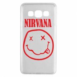 Чехол для Samsung A3 2015 Nirvana (Нирвана) - FatLine