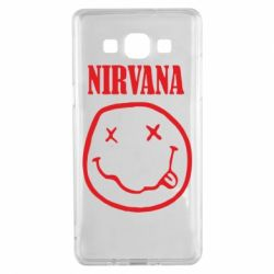 Чехол для Samsung A5 2015 Nirvana (Нирвана) - FatLine