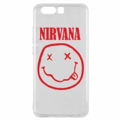 Чехол для Huawei P10 Nirvana (Нирвана) - FatLine
