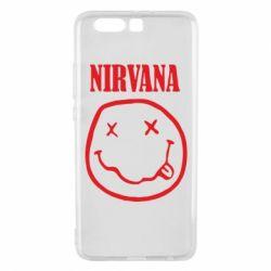 Чехол для Huawei P10 Plus Nirvana (Нирвана) - FatLine