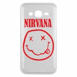 Чехол для Samsung J5 2015 Nirvana (Нирвана) - FatLine