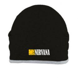 Шапка Nirvana смайл - FatLine