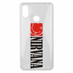 Чохол для Xiaomi Mi Max 3 Nirvana смайл