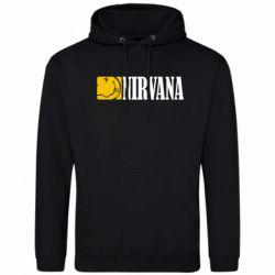 Толстовка Nirvana смайл - FatLine