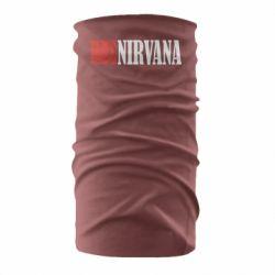 Бандана-труба Nirvana смайл