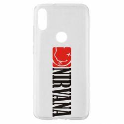 Чехол для Xiaomi Mi Play Nirvana смайл