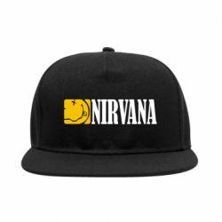 Снепбек Nirvana смайл
