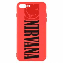 Чехол для iPhone 7 Plus Nirvana смайл