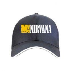Кепка Nirvana смайл