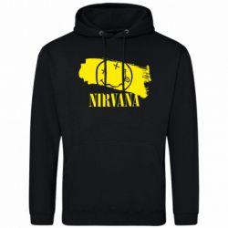 Мужская толстовка Nirvana Smile - FatLine
