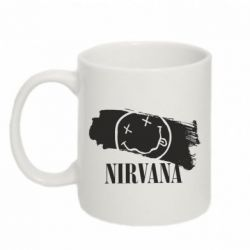Кружка 320ml Nirvana Smile - FatLine