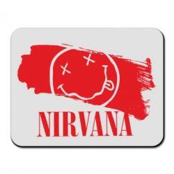 Коврик для мыши Nirvana Smile - FatLine